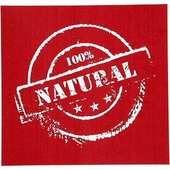 Szablon, 100% Natural-Creativ Company