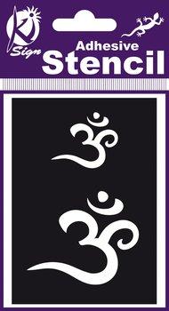 Szablon, om-Ki-Sign