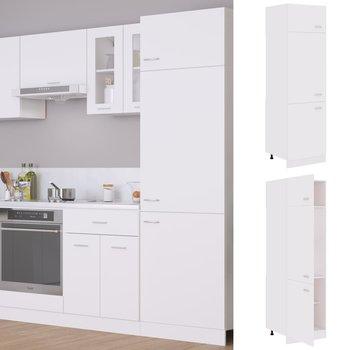 Szafka kuchenna VIDAXL, biała, 60x57x207 cm-vidaXL