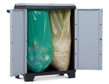 Szafka na odpady KIS Split Premium Cabinet, 92x68x39 cm-Kis