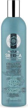 SZAMPON DO WŁOSÓW SUCHYCH ODŻYWIENIE I NAWODNIENIE ECO 400 ml - NATURA SIBERICA-Natura Siberica