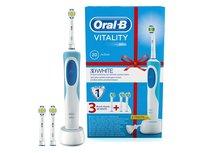 Szczoteczka elektryczna BRAUN ORAL-B Vitality 3D White, 7600 obr/min + 3 końcówki