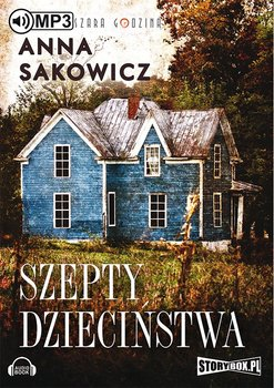 Szepty dzieciństwa-Sakowicz Anna