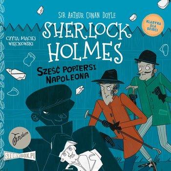 Sześć popiersi Napoleona. Sherlock Holmes. Tom 13-Doyle Arthur Conan