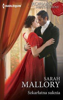 Szkarłatna suknia-Mallory Sarah