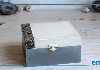 Szkatułka na zegarki - praktyczny i elegancki gadżet dla mężczyzny