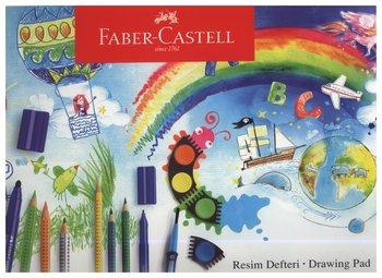 Szkicownik, B4-Faber-Castell