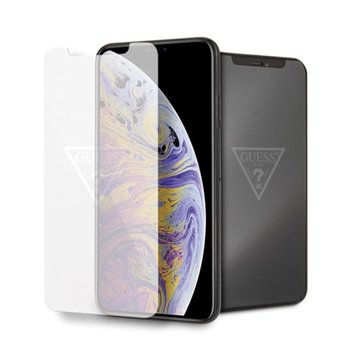 Szkło hartowane na Apple iPhone XS Max GUESS Tempered - GUESS