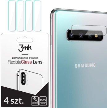 Szkło hybrydowe na obiektyw aparatu Samsung Galaxy S10 3MK FG Camera Lens-3MK