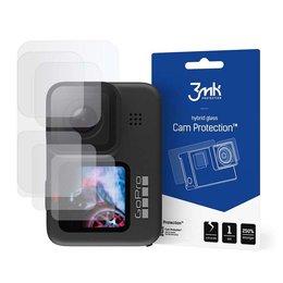Szkło na kamerę i ekrany x5 3mk Hybrid Glass do GoPro Hero 9