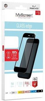 Szkło ochronne na Apple iPhone Xr MYSCREEN LiteGLASS Edge FG -MyScreen