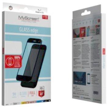 Szkło ochronne na Huawei P30 MYSCREEN LiteGlass Edge FG -MyScreen