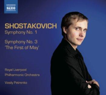 Szostakowicz: Symphonies No 1 & 3-Petrenko Vasily