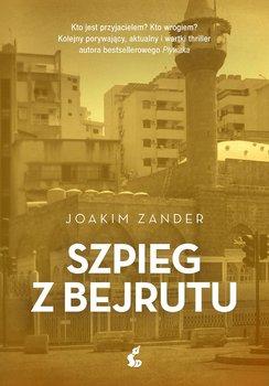 Szpieg z Bejrutu-Zander Joakim