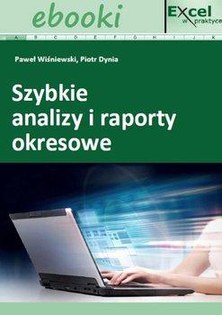 Szybkie analizy i raporty okresowe w Excelu                      (ebook)