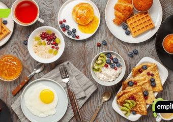 Szybkie śniadania, które dadzą Ci siłę na cały dzień