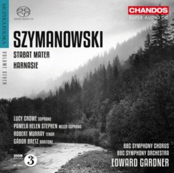 Szymanowski: Stabat Mater / Harnasie-Crowe Lucy, Stephen Pamela Helen, Bretz Gabor, Murray Robert