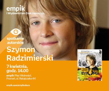 Szymon Radzimierski | Empik Plac Wolności