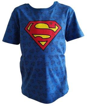 T-SHIRT SUPERMAN KOSZULKA BLUZKA CHŁOPIĘCA R134-SUPERMAN