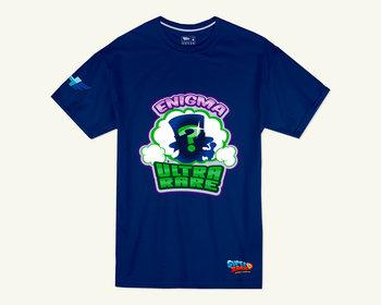T-shirt SuperZings Enigma, niebieski, 6-7 lat-Super Zings