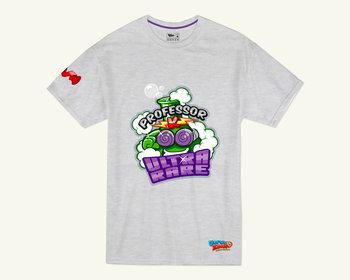 T-shirt SuperZings Profesor K, szary, 8-9 lat-Super Zings