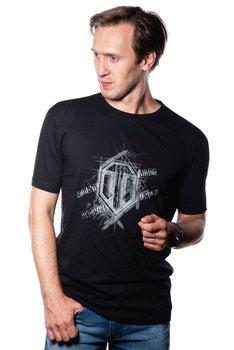T-Shirt, World of Tanks, Front Logo, M-Cenega