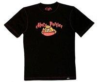 T-shirt z krótkim rękawem, Chory Portier