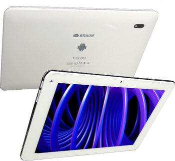 """Tablet BRAUN B-Tab 1005, 10.1"""", 16 GB-Braun Phototechnik"""