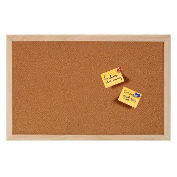 Tablica korkowa na notatki, 45x30 cm-Emako