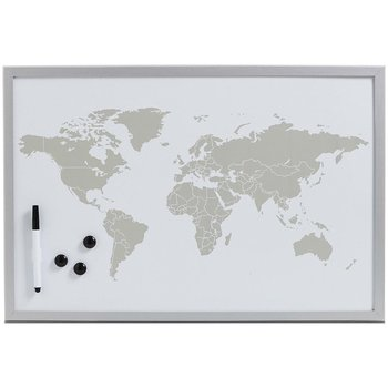 Tablica magnetyczna, World, 60x40 cm-Zeller