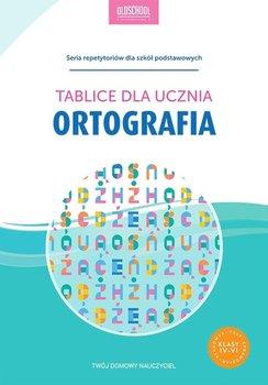 Tablice dla ucznia. Ortografia-Rokicka Mariola