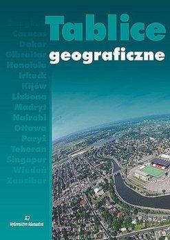 Tablice geograficzne-Mizerski Witold, Żukowski Jan