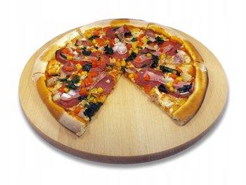 Taca obrotowa 40cm do serów przekąsek wędlin patera deska na pizze-PRACTIC