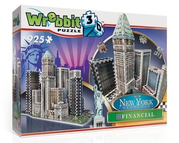 Tactic, puzzle NY Downtown Financial 3D - Tactic