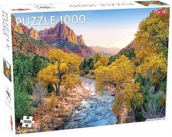 Tactic, puzzle Watchman Mountain Utah -Tactic