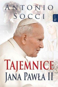 Tajemnice Jana Pawła II-Socci Antonio
