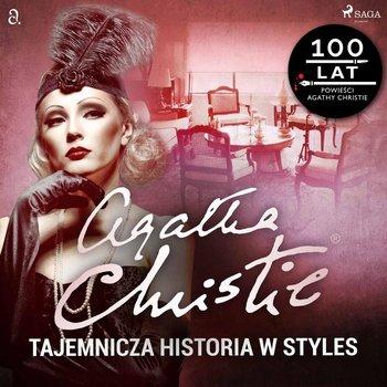 Tajemnicza historia w Styles-Christie Agatha
