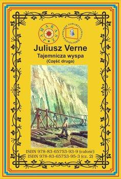 Tajemnicza wyspa. Część 2-Verne Juliusz