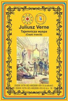 Tajemnicza wyspa. Część 3-Verne Juliusz