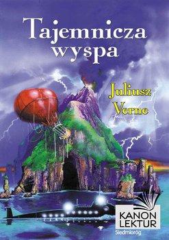 Tajemnicza wyspa                      (ebook)