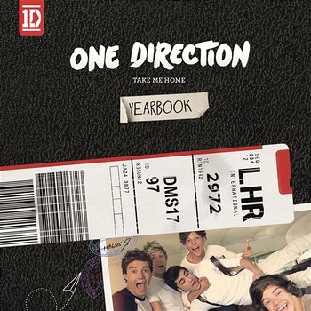 Take Me Home: Yearbook Edition-One Direction