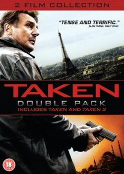 Taken/Taken 2 (brak polskiej wersji językowej)-Morel Pierre, Megaton Olivier