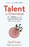 Talent is Overrated 2nd Edition - Colvin Geoff