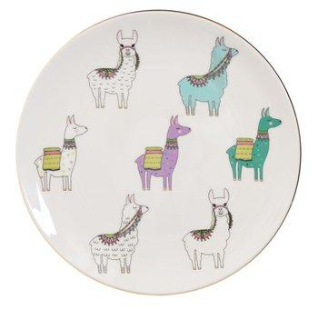 Talerz ceramiczny Lamy : Rozmiar - M-MIA home