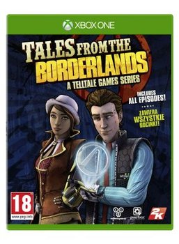 Tales from the Borderlands: A Telltale Games Series-Telltale Games