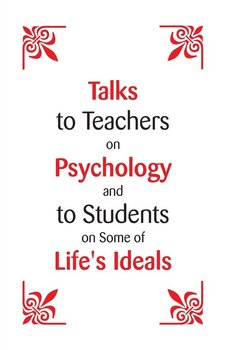 Talks To Teachers On Psychology-James William