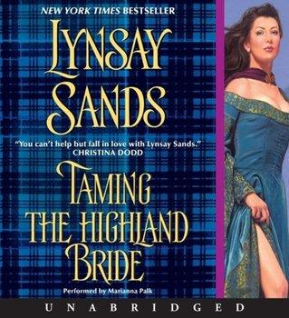 Taming the Highland Bride-Sands Lynsay