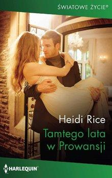Tamtego lata w Prowansji-Rice Heidi