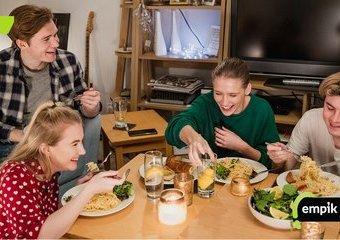 Tanie obiady dla studentów