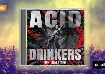 Tanie wino i do przodu, czyli niekonwencjonalni metalowcy z Acid Drinkers